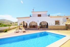 Villa Platinum: Villa for sale in Arboleas, Almeria