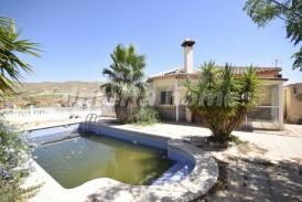 Villa Manjare: Villa a vendre en Arboleas, Almeria