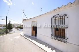 Casa Palacios: Dorpshuis te koop in Zurgena, Almeria