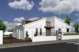 Villa Magnifica: Villa for sale in Arboleas, Almeria