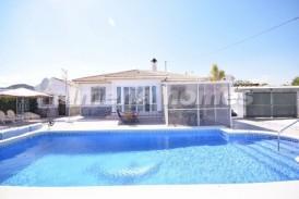 Villa Palatino: Villa en venta en Almanzora, Almeria