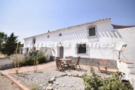 Cortijo Montesa: Country House for sale in Albox, Almeria