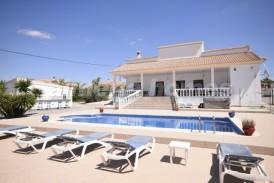 Villa Palazzo: Villa a vendre en Albox, Almeria