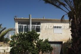 Casa Santa Cruz: Maison de ville a vendre en Albox, Almeria