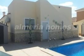 Villa Cacahuete: Villa for sale in Arboleas, Almeria