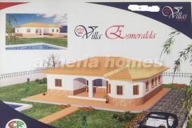 Villa Esmeralda : Villa en venta en Albox, Almeria