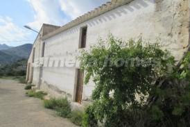 Cortijo Baloo: Country House for sale in Rambla de Oria, Almeria