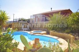 Villa Girasol: Villa te koop in Almanzora, Almeria