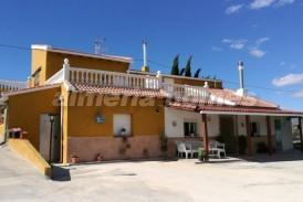 Cortijo Amapola: Country House for sale in Tijola, Almeria
