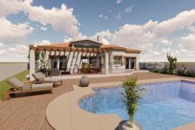 Villa Belaga: Villa te koop in Arboleas, Almeria