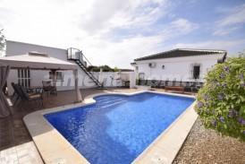 Villa Caballeros: Villa a vendre en Partaloa, Almeria