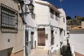 Casa Cine: Town House for sale in Sierro, Almeria