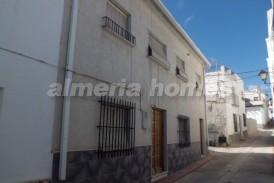 Casa Jazmin : Maison de ville a vendre en Sufli, Almeria
