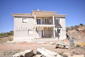 Villa Barbero: Villa en venta en Albox, Almeria