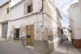 Casa Realeza: Town House for sale in Purchena, Almeria