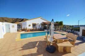 Villa Castilla: Villa en venta en Almanzora, Almeria
