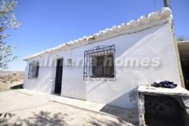 Cortijo Isaac: Country House for sale in Huercal-Overa, Almeria
