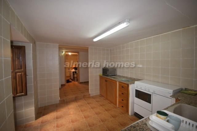 Kitchen on ground floor