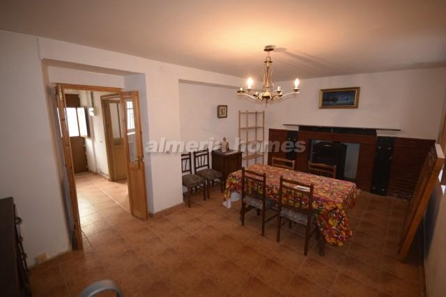 Living / Dining room on ground floor