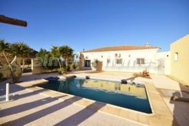 Villa Belisima: Villa en venta en Albox, Almeria