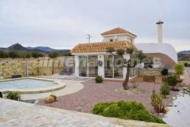 Villa Kiwano: Villa for sale in Cantoria, Almeria