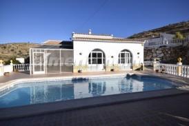 Villa Coriander: Villa a vendre en Albanchez, Almeria