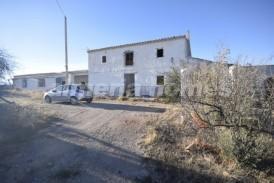 Cortijo Alameda: Country House for sale in Albox, Almeria