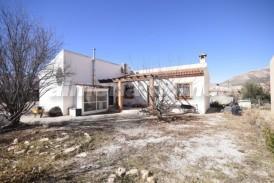 Villa Lance: Villa a vendre en Chirivel, Almeria