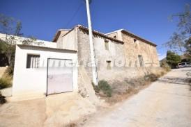 Cortijo Ilustre: Maison de campagne a vendre en Almanzora, Almeria