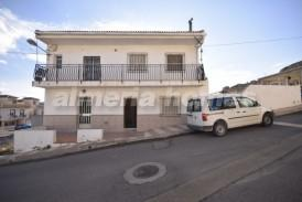 Casa Arriba: Town House for sale in Almanzora, Almeria