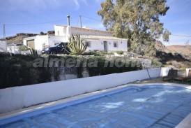 Cortijo Vitale: Country House for sale in Partaloa, Almeria