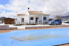 Villa Luisa: Villa te koop in Chirivel, Almeria