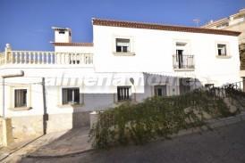 Casa Grego : Stadswoning te koop in Arboleas, Almeria