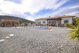Villa Amarilis: Villa en venta en Albox, Almeria