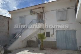 Casa Cela: Town House for sale in Cela, Almeria