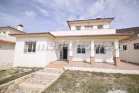 Villa Corazon: Villa for sale in Oria, Almeria