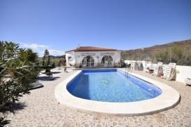 Villa Cristo: Villa a vendre en Almanzora, Almeria