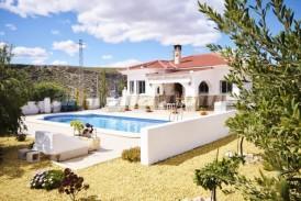 Villa del Valle: Villa a vendre en Zurgena, Almeria