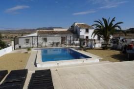 Cortijo Ros : Maison de campagne a vendre en Huercal-Overa, Almeria