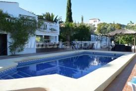 Villa Higuera: Villa for sale in Antas, Almeria