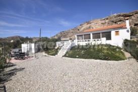 Villa Granadina: Villa for sale in Albox, Almeria