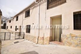 Cortijo Rustico: Maison de campagne a vendre en Oria, Almeria