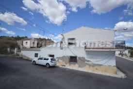 Cortijo Limones: Maison de campagne a vendre en Arboleas, Almeria
