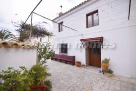 Cortijo Estrellas: Village House for sale in Arboleas, Almeria
