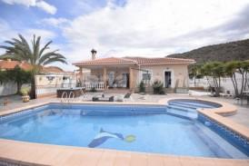 Villa Acacia: Villa for sale in Arboleas, Almeria