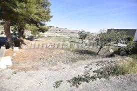 Parcela Barbara 2: Land for sale in Albox, Almeria