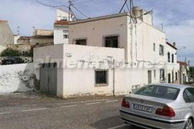 Casa Taboo: Town House for sale in Taberno, Almeria