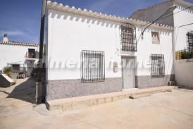 Casa Perez: Maison de campagne a vendre en Rambla de Oria, Almeria