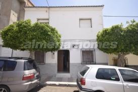 Casa Jimenez: Casa Adosado en venta en Cantoria, Almeria