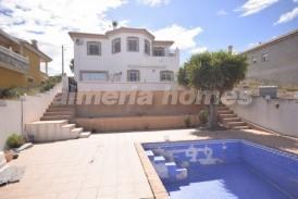 Villa Carisma: Villa for sale in Albox, Almeria